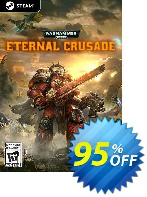 Warhammer 40000 Eternal Crusade PC discount coupon Warhammer 40000 Eternal Crusade PC Deal - Warhammer 40000 Eternal Crusade PC Exclusive Easter Sale offer for iVoicesoft