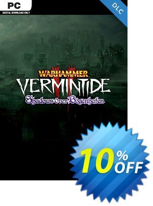 Warhammer: Vermintide 2 PC - Shadows Over Bögenhafen DLC discount coupon Warhammer: Vermintide 2 PC - Shadows Over Bögenhafen DLC Deal - Warhammer: Vermintide 2 PC - Shadows Over Bögenhafen DLC Exclusive Easter Sale offer for iVoicesoft