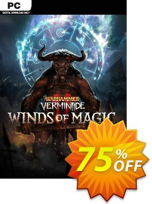 Warhammer: Vermintide 2 PC - Winds of Magic DLC discount coupon Warhammer: Vermintide 2 PC - Winds of Magic DLC Deal - Warhammer: Vermintide 2 PC - Winds of Magic DLC Exclusive Easter Sale offer for iVoicesoft