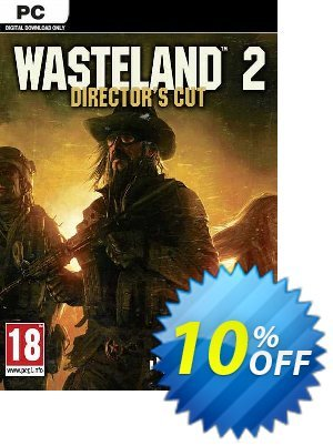 Wasteland 2 PC discount coupon Wasteland 2 PC Deal - Wasteland 2 PC Exclusive Easter Sale offer for iVoicesoft