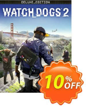 Watch Dogs 2 Deluxe Edition PC (US) discount coupon Watch Dogs 2 Deluxe Edition PC (US) Deal - Watch Dogs 2 Deluxe Edition PC (US) Exclusive Easter Sale offer for iVoicesoft