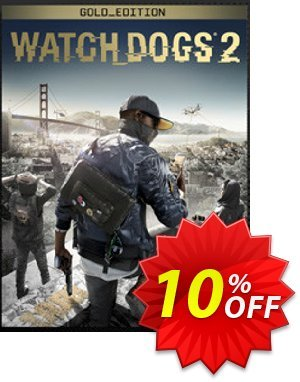 Watch Dogs 2 Gold Edition PC (US) discount coupon Watch Dogs 2 Gold Edition PC (US) Deal - Watch Dogs 2 Gold Edition PC (US) Exclusive Easter Sale offer for iVoicesoft