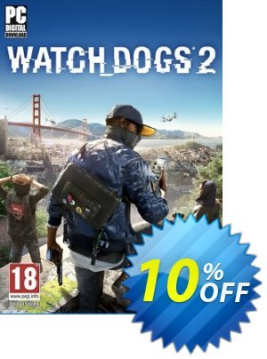 Watch Dogs 2 PC (Asia) discount coupon Watch Dogs 2 PC (Asia) Deal - Watch Dogs 2 PC (Asia) Exclusive Easter Sale offer for iVoicesoft