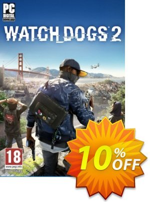 Watch Dogs 2 PC (US) discount coupon Watch Dogs 2 PC (US) Deal - Watch Dogs 2 PC (US) Exclusive Easter Sale offer for iVoicesoft