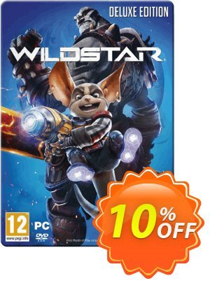 WildStar Deluxe Edition (PC) discount coupon WildStar Deluxe Edition (PC) Deal - WildStar Deluxe Edition (PC) Exclusive Easter Sale offer for iVoicesoft