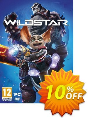 Wildstar Standard Edition PC discount coupon Wildstar Standard Edition PC Deal - Wildstar Standard Edition PC Exclusive Easter Sale offer for iVoicesoft