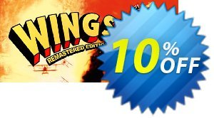 Wings! Remastered Edition PC 프로모션 코드 Wings! Remastered Edition PC Deal 프로모션: Wings! Remastered Edition PC Exclusive Easter Sale offer for iVoicesoft
