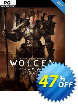 Wolcen: Lords of Mayhem PC Coupon, discount Wolcen: Lords of Mayhem PC Deal. Promotion: Wolcen: Lords of Mayhem PC Exclusive Easter Sale offer for iVoicesoft