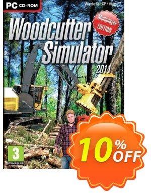 Woodcutter Simulator (PC) 프로모션 코드 Woodcutter Simulator (PC) Deal 프로모션: Woodcutter Simulator (PC) Exclusive Easter Sale offer for iVoicesoft