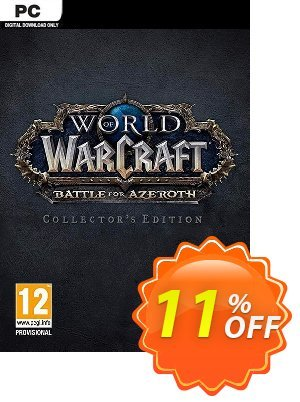 World of Warcraft Battle for Azeroth - Collector's Edition PC (EU) discount coupon World of Warcraft Battle for Azeroth - Collector's Edition PC (EU) Deal - World of Warcraft Battle for Azeroth - Collector's Edition PC (EU) Exclusive Easter Sale offer for iVoicesoft