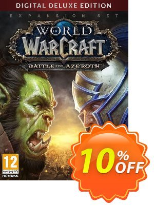 World of Warcraft Battle for Azeroth - Deluxe Edition PC (EU) discount coupon World of Warcraft Battle for Azeroth - Deluxe Edition PC (EU) Deal - World of Warcraft Battle for Azeroth - Deluxe Edition PC (EU) Exclusive Easter Sale offer for iVoicesoft