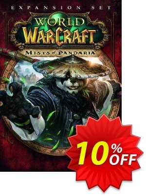 World of Warcraft (WoW): Mists of Pandaria PC 프로모션 코드 World of Warcraft (WoW): Mists of Pandaria PC Deal 프로모션: World of Warcraft (WoW): Mists of Pandaria PC Exclusive Easter Sale offer for iVoicesoft