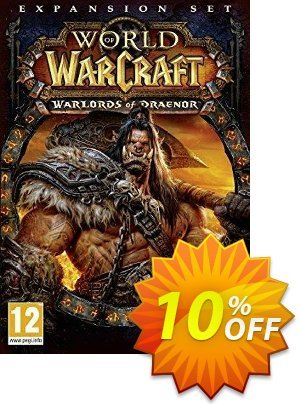 World of Warcraft (WoW): Warlords of Draenor PC/Mac discount coupon World of Warcraft (WoW): Warlords of Draenor PC/Mac Deal - World of Warcraft (WoW): Warlords of Draenor PC/Mac Exclusive Easter Sale offer for iVoicesoft
