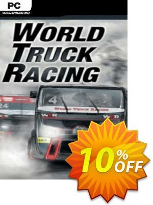 World Truck Racing PC Coupon discount World Truck Racing PC Deal. Promotion: World Truck Racing PC Exclusive Easter Sale offer for iVoicesoft