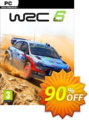 WRC 6 World Rally Championship PC discount coupon WRC 6 World Rally Championship PC Deal - WRC 6 World Rally Championship PC Exclusive Easter Sale offer for iVoicesoft