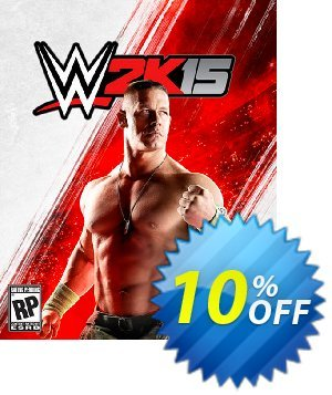 WWE 2K15 PC discount coupon WWE 2K15 PC Deal - WWE 2K15 PC Exclusive Easter Sale offer for iVoicesoft