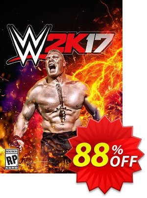 WWE 2K17 PC Coupon discount WWE 2K17 PC Deal. Promotion: WWE 2K17 PC Exclusive Easter Sale offer for iVoicesoft