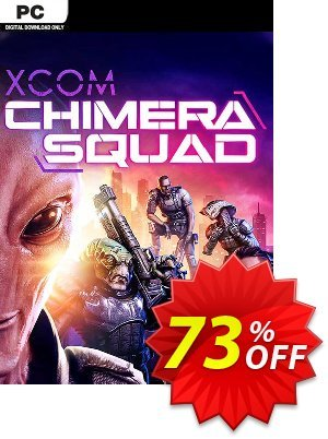 XCOM: Chimera Squad PC (EU) discount coupon XCOM: Chimera Squad PC (EU) Deal - XCOM: Chimera Squad PC (EU) Exclusive Easter Sale offer for iVoicesoft