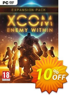 XCOM Enemy Within PC Coupon discount XCOM Enemy Within PC Deal. Promotion: XCOM Enemy Within PC Exclusive Easter Sale offer for iVoicesoft
