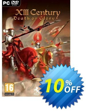 XIII Century (PC) discount coupon XIII Century (PC) Deal - XIII Century (PC) Exclusive Easter Sale offer for iVoicesoft