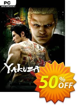 Yakuza Kiwami 2 PC + DLC discount coupon Yakuza Kiwami 2 PC + DLC Deal - Yakuza Kiwami 2 PC + DLC Exclusive Easter Sale offer for iVoicesoft