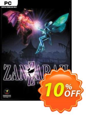 Zanzarah The Hidden Portal PC discount coupon Zanzarah The Hidden Portal PC Deal - Zanzarah The Hidden Portal PC Exclusive Easter Sale offer for iVoicesoft