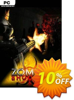 Zombie Shooter PC 프로모션 코드 Zombie Shooter PC Deal 프로모션: Zombie Shooter PC Exclusive Easter Sale offer for iVoicesoft