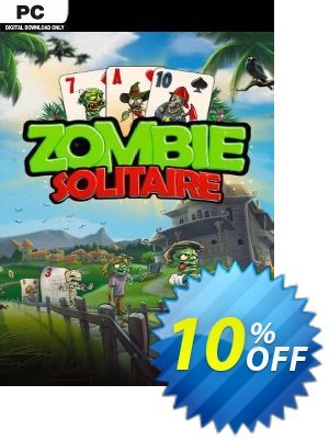 Zombie Solitaire PC discount coupon Zombie Solitaire PC Deal - Zombie Solitaire PC Exclusive Easter Sale offer for iVoicesoft