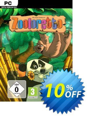 Zooloretto PC Coupon discount Zooloretto PC Deal. Promotion: Zooloretto PC Exclusive Easter Sale offer for iVoicesoft