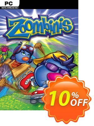 Zoombinis PC Coupon, discount Zoombinis PC Deal. Promotion: Zoombinis PC Exclusive Easter Sale offer for iVoicesoft