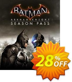 Batman Arkham Knight Season Pass PC discount coupon Batman Arkham Knight Season Pass PC Deal - Batman Arkham Knight Season Pass PC Exclusive Easter Sale offer for iVoicesoft