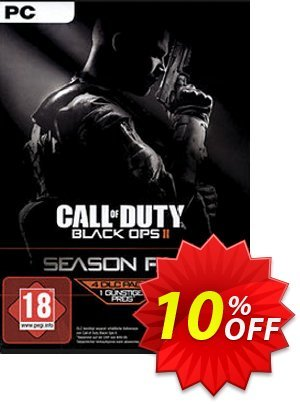 Call of Duty (COD) Black Ops II 2 Season Pass PC discount coupon Call of Duty (COD) Black Ops II 2 Season Pass PC Deal - Call of Duty (COD) Black Ops II 2 Season Pass PC Exclusive Easter Sale offer for iVoicesoft