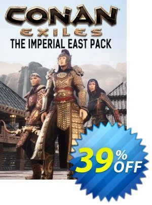 Conan Exiles - The Imperial East Pack DLC discount coupon Conan Exiles - The Imperial East Pack DLC Deal - Conan Exiles - The Imperial East Pack DLC Exclusive Easter Sale offer for iVoicesoft