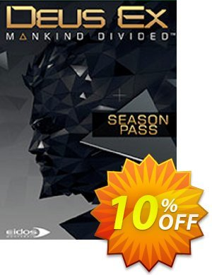 Deus Ex: Mankind Divided Season Pass PC 프로모션 코드 Deus Ex: Mankind Divided Season Pass PC Deal 프로모션: Deus Ex: Mankind Divided Season Pass PC Exclusive Easter Sale offer for iVoicesoft