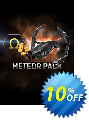 EVE Online Meteor Pack PC discount coupon EVE Online Meteor Pack PC Deal - EVE Online Meteor Pack PC Exclusive Easter Sale offer for iVoicesoft