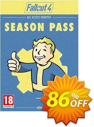 Fallout 4 Season Pass PC discount coupon Fallout 4 Season Pass PC Deal - Fallout 4 Season Pass PC Exclusive Easter Sale offer for iVoicesoft