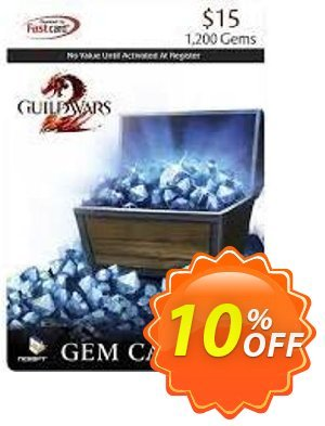 Guild Wars 2 Gem Card 1200 (PC) discount coupon Guild Wars 2 Gem Card 1200 (PC) Deal - Guild Wars 2 Gem Card 1200 (PC) Exclusive Easter Sale offer for iVoicesoft