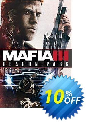Mafia III 3 Season Pass PC discount coupon Mafia III 3 Season Pass PC Deal - Mafia III 3 Season Pass PC Exclusive Easter Sale offer for iVoicesoft