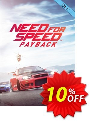 Need for Speed Payback - Platinum Car Pack DLC discount coupon Need for Speed Payback - Platinum Car Pack DLC Deal - Need for Speed Payback - Platinum Car Pack DLC Exclusive Easter Sale offer for iVoicesoft