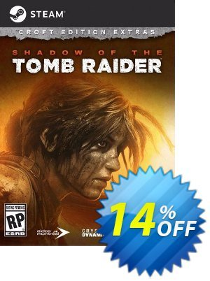 Shadow of the Tomb Raider - Croft DLC PC discount coupon Shadow of the Tomb Raider - Croft DLC PC Deal - Shadow of the Tomb Raider - Croft DLC PC Exclusive Easter Sale offer for iVoicesoft