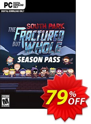 South Park: The Fractured but Whole - Season Pass PC (EU) discount coupon South Park: The Fractured but Whole - Season Pass PC (EU) Deal - South Park: The Fractured but Whole - Season Pass PC (EU) Exclusive Easter Sale offer for iVoicesoft