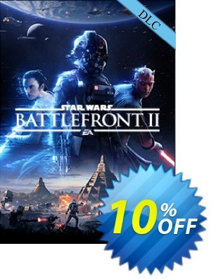 Star Wars Battlefront II 2 PC - The Last Jedi Heroes DLC Coupon, discount Star Wars Battlefront II 2 PC - The Last Jedi Heroes DLC Deal. Promotion: Star Wars Battlefront II 2 PC - The Last Jedi Heroes DLC Exclusive Easter Sale offer for iVoicesoft
