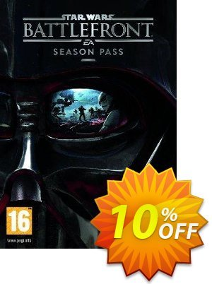 Star Wars Battlefront Season Pass PC discount coupon Star Wars Battlefront Season Pass PC Deal - Star Wars Battlefront Season Pass PC Exclusive Easter Sale offer for iVoicesoft