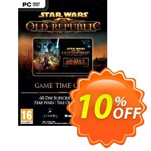 Star Wars: The Old Republic Time Card (PC) Coupon discount Star Wars: The Old Republic Time Card (PC) Deal. Promotion: Star Wars: The Old Republic Time Card (PC) Exclusive Easter Sale offer for iVoicesoft