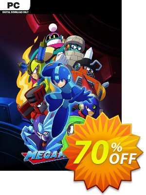 Mega Man 11 PC 프로모션 코드 Mega Man 11 PC Deal 프로모션: Mega Man 11 PC Exclusive offer for iVoicesoft