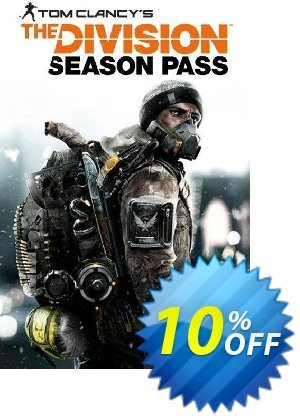 Tom Clancy's The Division Season Pass PC discount coupon Tom Clancy's The Division Season Pass PC Deal - Tom Clancy's The Division Season Pass PC Exclusive Easter Sale offer for iVoicesoft