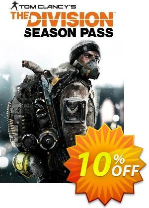 Tom Clancys The Division Season Pass PC (US) 優惠券,折扣碼 Tom Clancys The Division Season Pass PC (US) Deal,促銷代碼: Tom Clancys The Division Season Pass PC (US) Exclusive Easter Sale offer for iVoicesoft