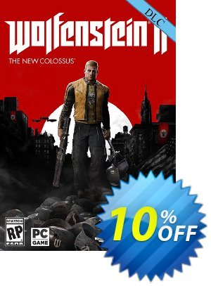 Wolfenstein II 2 - The Freedom Chronicles Episode Zero DLC PC discount coupon Wolfenstein II 2 - The Freedom Chronicles Episode Zero DLC PC Deal - Wolfenstein II 2 - The Freedom Chronicles Episode Zero DLC PC Exclusive Easter Sale offer for iVoicesoft