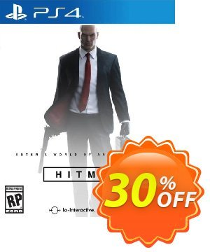 Hitman The Complete First Season PS4 discount coupon Hitman The Complete First Season PS4 Deal - Hitman The Complete First Season PS4 Exclusive Easter Sale offer for iVoicesoft