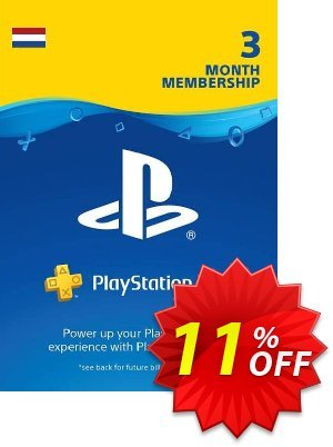 Playstation Plus (PS+) - 3 Month Subscription (Netherlands) discount coupon Playstation Plus (PS+) - 3 Month Subscription (Netherlands) Deal - Playstation Plus (PS+) - 3 Month Subscription (Netherlands) Exclusive Easter Sale offer for iVoicesoft